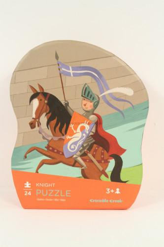 Crocodile Creek Mini Puzzle Knight
