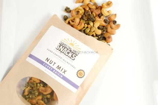 Nut Mix Curry Raisin