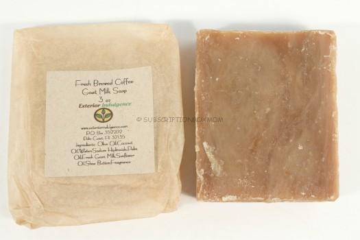 Fresh Brewed Coffee Goat's Milk Soap