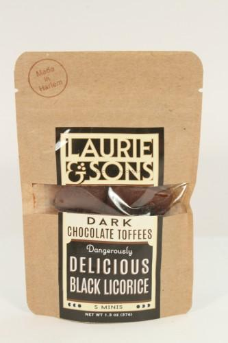 Laurie & Sons Dark Chocolate Toffees