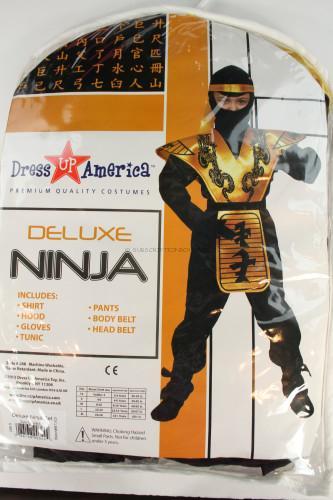 Deluxe Ninja Costume Set