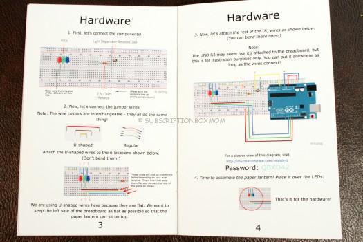Hardware Instructions