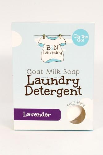 Goat Milk Laundry Detergent