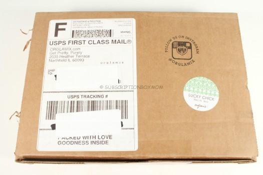 Orglamix Beauty Box