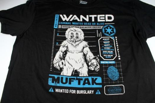 Muftak Wanted Poster
