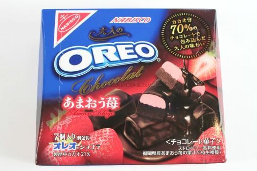 Oreo Chocolat Amaou Ichigo