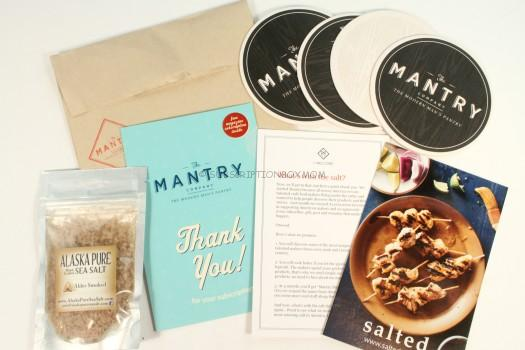 Mantry Welcome Kit