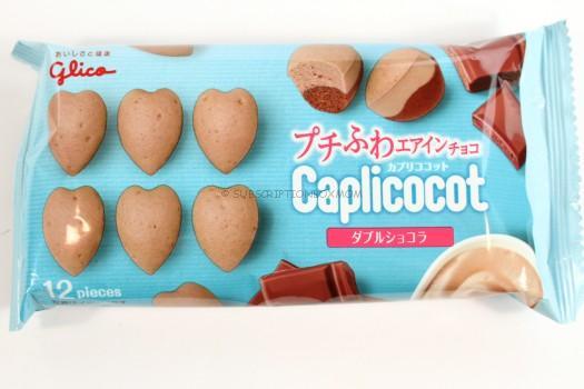Caplicocot Double Chocolat