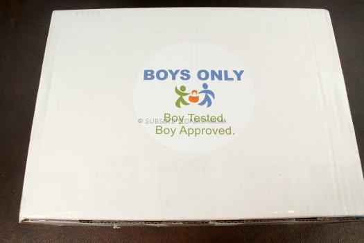 Boys Only Box