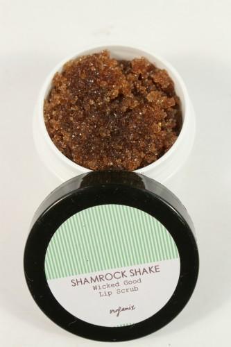 Shamrock Shake Lip Scrub