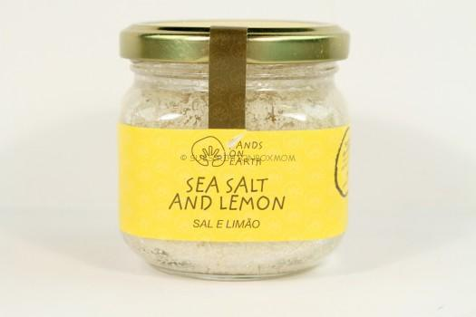Hands on Earth Sea Salt and Lemon