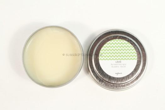 Lime Aromatherapy Balm