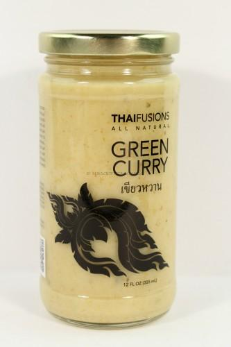 Critically Acclaimed Green Curry Sauce by Thaifusions Co