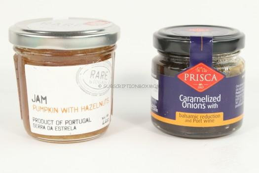 RARE by Quinta de Jugais Pumpkin and Hazelnut Jam