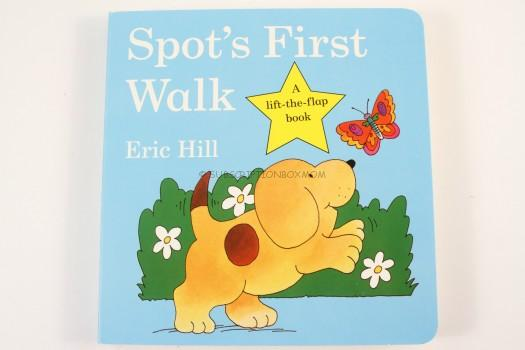 Spot's First Walk Eric Hill