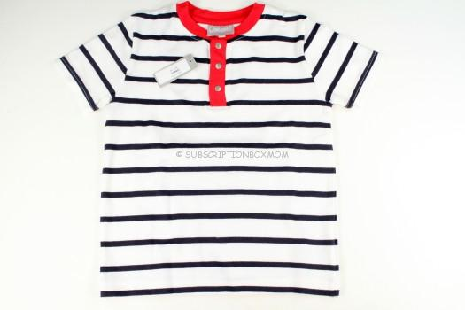 Coccoli Striped T Shirt
