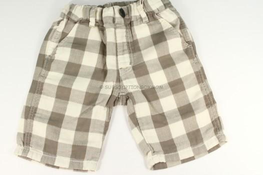 Bit'z Kids Plaid Gauze Shorts