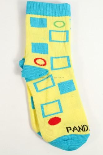 Yellow/Shape Sock