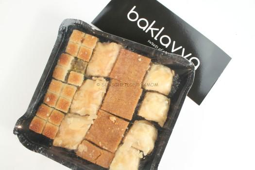 Baklavva February 2016 Subscription Box Review