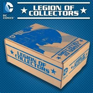 Legion of Collectors Subscription Box July 2016 Spoilers