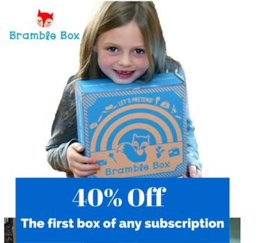 Bramble Box 40% Off Coupon