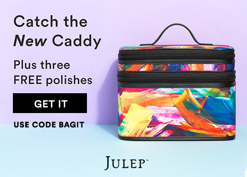 Snag the NEW Julep Nail Polish Caddy