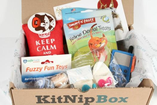 KitNipBox April 2016 Review