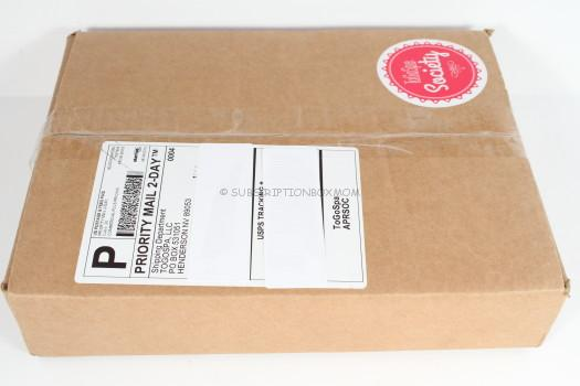 ToGoSpa Box