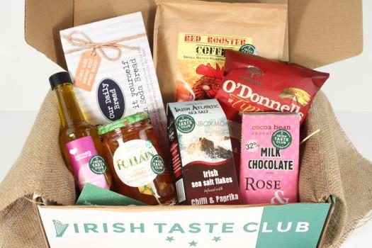 Irish Taste Club April 2016 Review