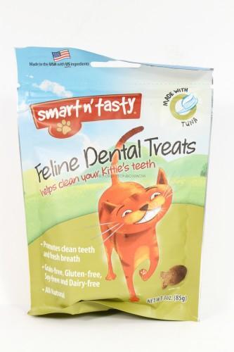 Smart N'Tasty Feline Dental Treats