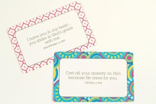 Pass Along Scripture Cards