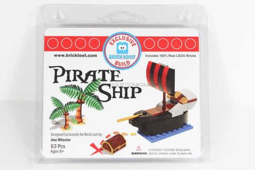 Pirate Ship Custom Kit: