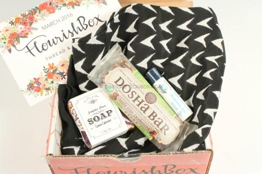 Thread and Flourish FlourishBox March 2016 Review