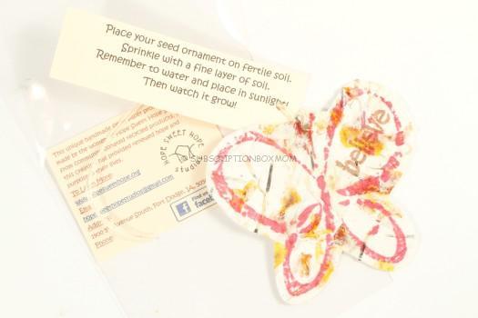 Believe Seeds Butterfly