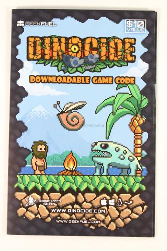 Dinocide Downloadable Steam Game
