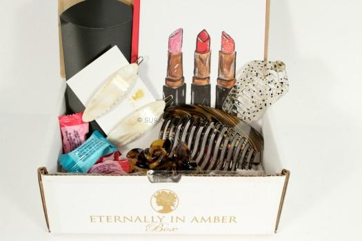 Eternally In Amber Is A Bi Monthly Hair Accessory Subscription That Only 25 00 Month Each Box Contains Crafted Accessories Are All