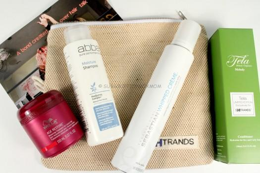 Shtrands April 2016 Hair Care Subscription Review