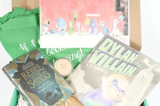 MyBookBox March 2016 Review