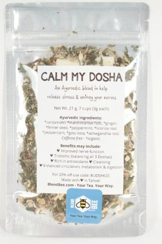 Blend Bee Calm My Dosha Tea