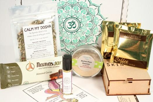 BuddhiBox April 2016 Review