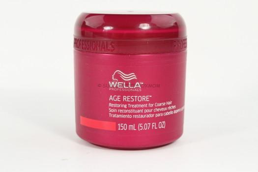 Wella Age Restore Restoring Treatment for Coarse Hair