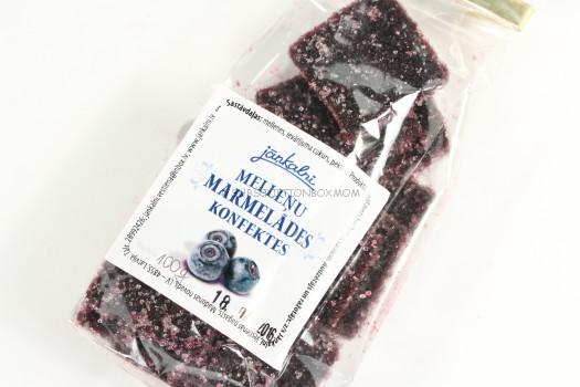 Blueberry Marmalade Candy