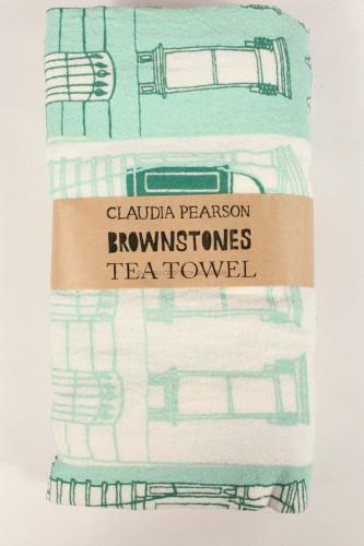 Claudia Pearson Designs Tea Towel