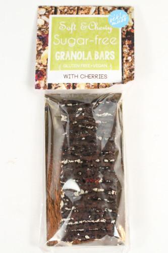 """SÄ""""klu Muss granola bar"""