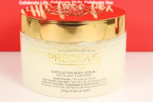 Bellapierre Exfoliating Body Scrub