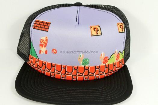 Nintendo Super Mario Trucker Cap