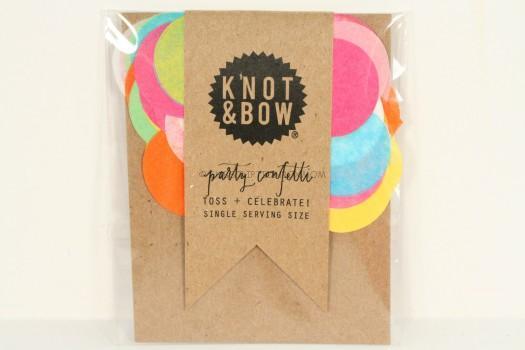 Knot & Bow Confetti