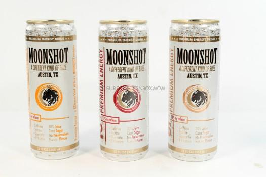 Moonshot Energy Drinks