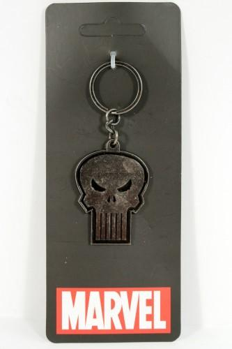 Marvel Punisher Key Ring