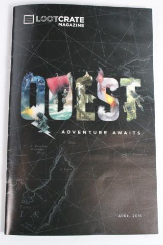 Quest Theme